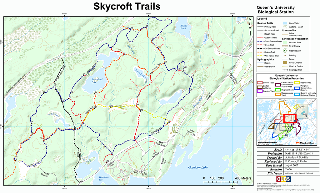 Skycroft Trails